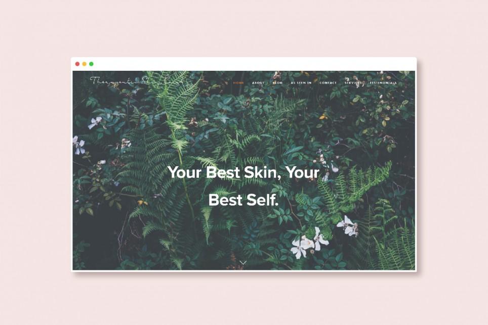 Therapeutic Skin Coach